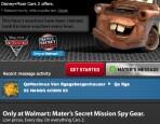 Mater's Secret Mission