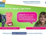 Walmart's Virtual Closet Creator