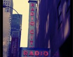 Radio City in New York City