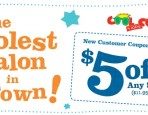 Cool Cuts 4 Kids Coupon