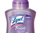 Lysol Touch of Foam Vanilla