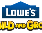 Lowes Build and Grow