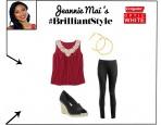 Jeannie Mai Outfit