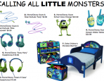 Monsters University Merchandise