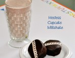 Hostess Cupcake Milkshake