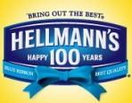 Hellmann's 100 Year Anniversary Logo