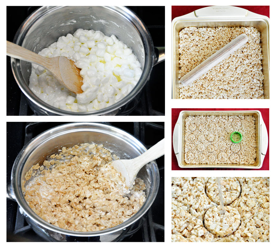 Rice Krispies: How To Make Rice Krispies Gold Medals