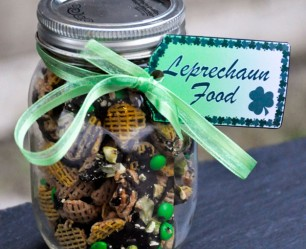 St. Patrick's Day Leprechaun Food