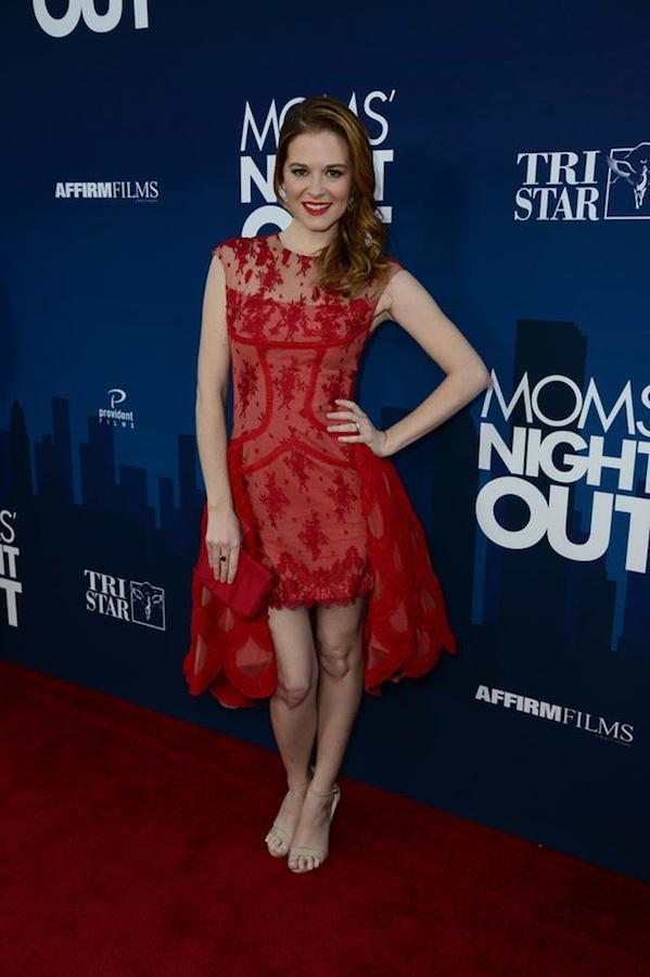 moms' night out premieres in hollywood