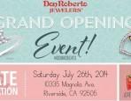 Don Roberto Jewelers Grand Opening