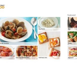 Everyday Food App