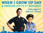 When I Grow Up Day