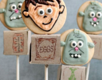 The Boxtrolls Cookie Pops