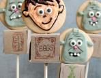 The Boxtrolls Cookie Pops