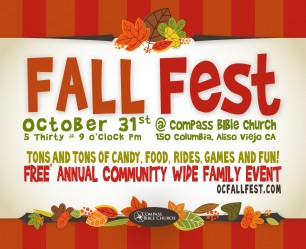 Fall Fest Compass Bible Church