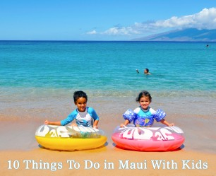 Maui With Kids