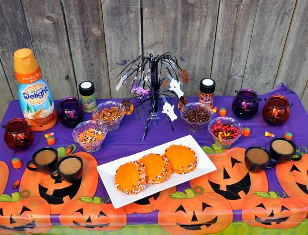 Candy Corn Inspired Whoopie Pies Rockin Mama