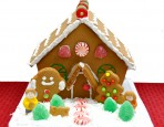 Create A Treat Gingerbread House