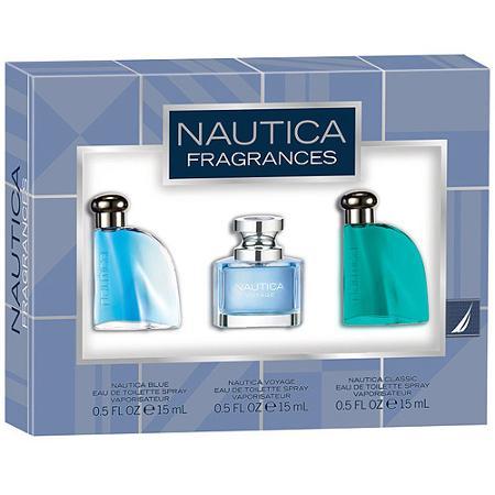 Nautica Fragrances Gift Set