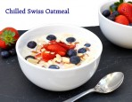 Chilled Swiss Oatmeal Recipe