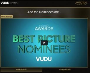 Oscars on VUDU
