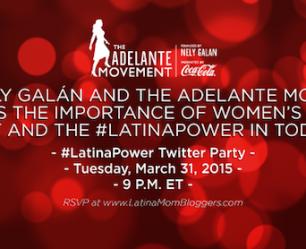 Coca-Cola #LatinaPower Twitter Party Invite