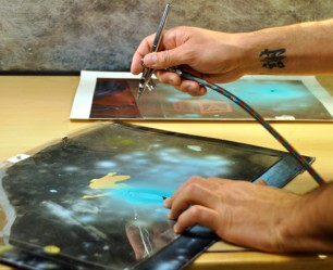 Adding Special Effects With Paint