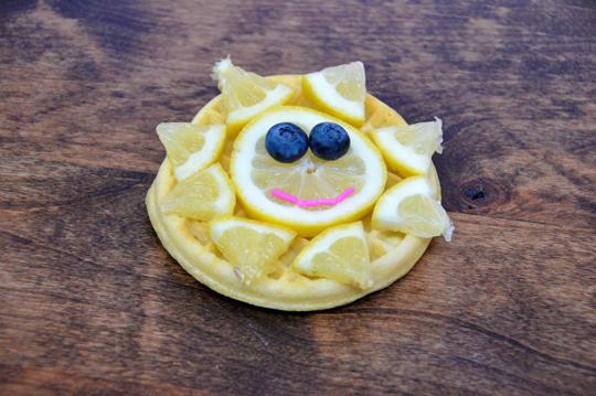 California Sun Emoji