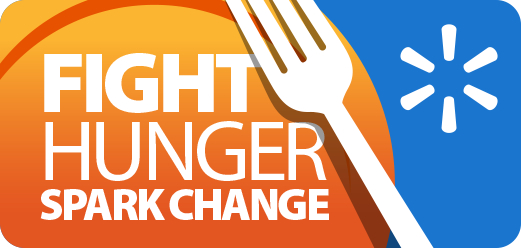 Fight Hunger Spark Change Logo