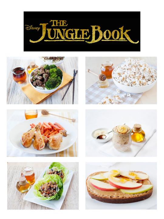 The Jungle Book Recipes
