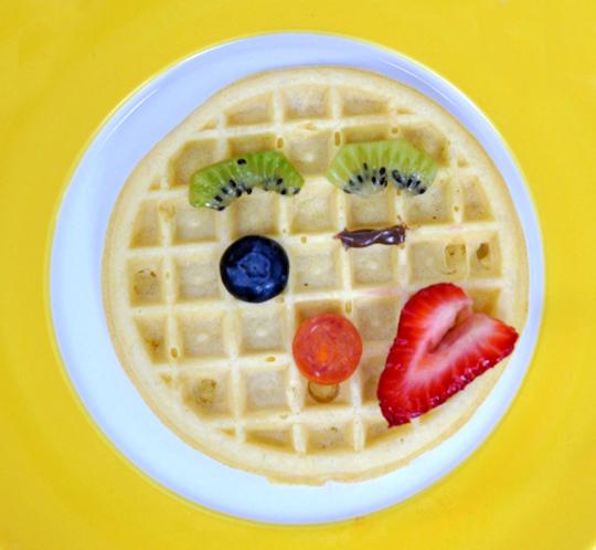 Waffle Eggoji